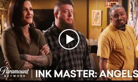 Mess with an Angel, Get the Horns: Elimination Tattoo Sneak Peek  Ink Master: Angels (Season 2)