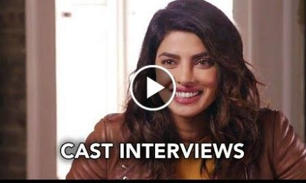Quantico Season 3 Cast Interviews (HD) Priyanka Chopra, Johanna Braddy
