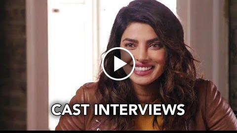 Quantico Season 3 Cast Interviews (HD) Priyanka Chopra, Johanna Braddy