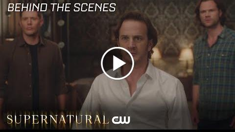 Supernatural  Inside: Unfinished Business  The CW
