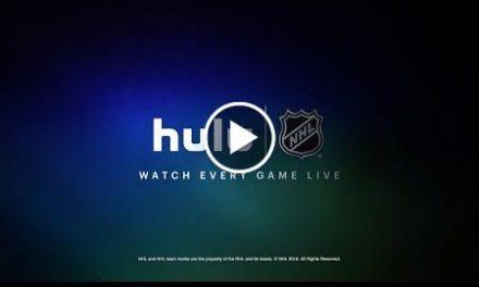 NHL Playoffs on Hulu