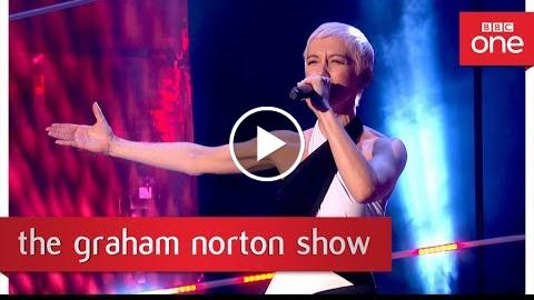 "SuRie performs ""Storm"" – The Graham Norton Show – BBC One"