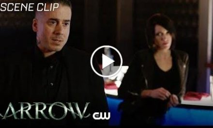 Arrow  The Dragon Scene  The CW