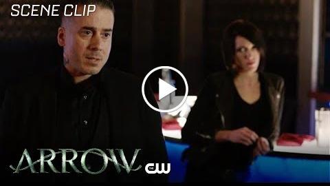 Arrow  The Dragon Scene  The CW