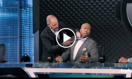 Hulu Presents: The Real Announcers of Studio J – Bow Ties