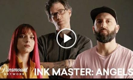 Georgia Peach: Elimination Tattoo Sneak Peek  Ink Master: Angels (Season 2)