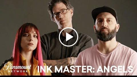 Georgia Peach: Elimination Tattoo Sneak Peek  Ink Master: Angels (Season 2)