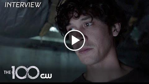 The 100  Season 5 – Bob Morley Interview  The CW