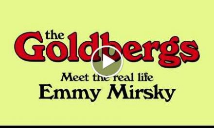 Meet the Real Life Emmy Mirsky! – The Goldbergs