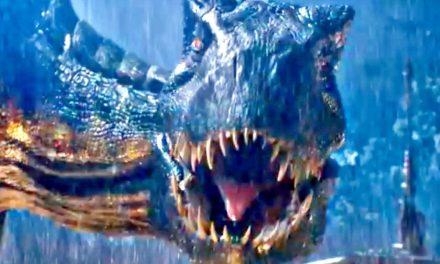 New Jurassic World 2 Teaser Unleashes Insane Dinosaur Footage