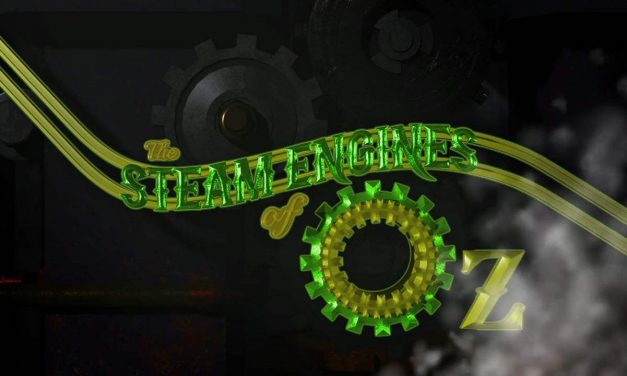 The Steam Engines of Oz: Trailer