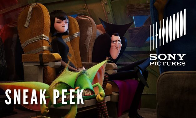 HOTEL TRANSYLVANIA 3: A MONSTER VACATION – International Sneak Peek