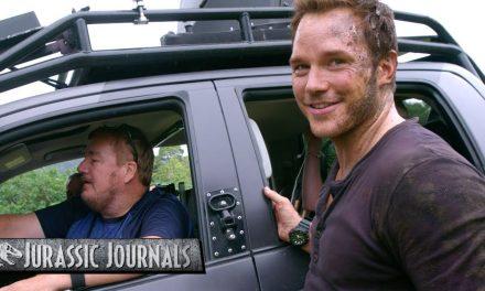 Jurassic World: Fallen Kingdom – Jurassic Journals #3 (HD)