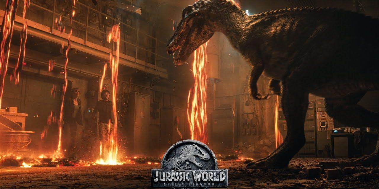 """Jurassic World: Fallen Kingdom – In Theaters June 22 (""""Beep Beep"""") (HD)"""