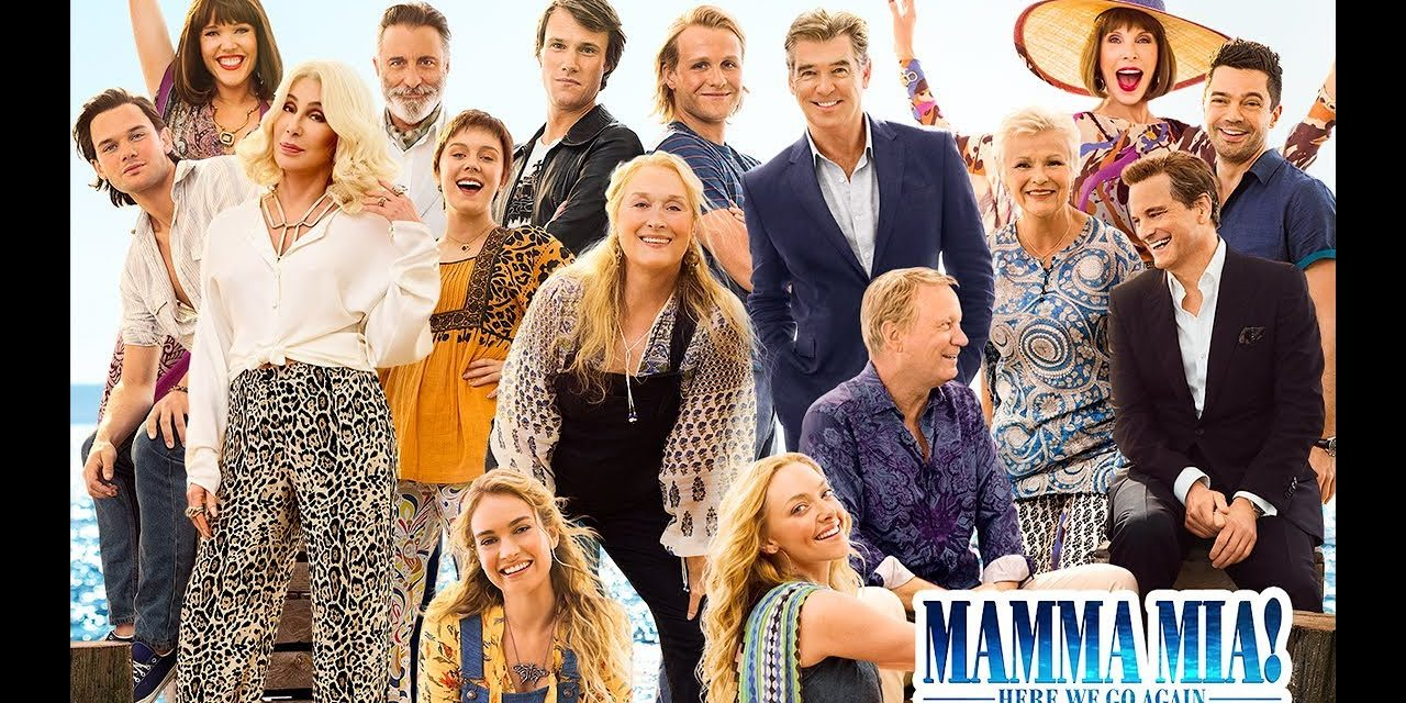 Mamma Mia! Here We Go Again – Final Trailer