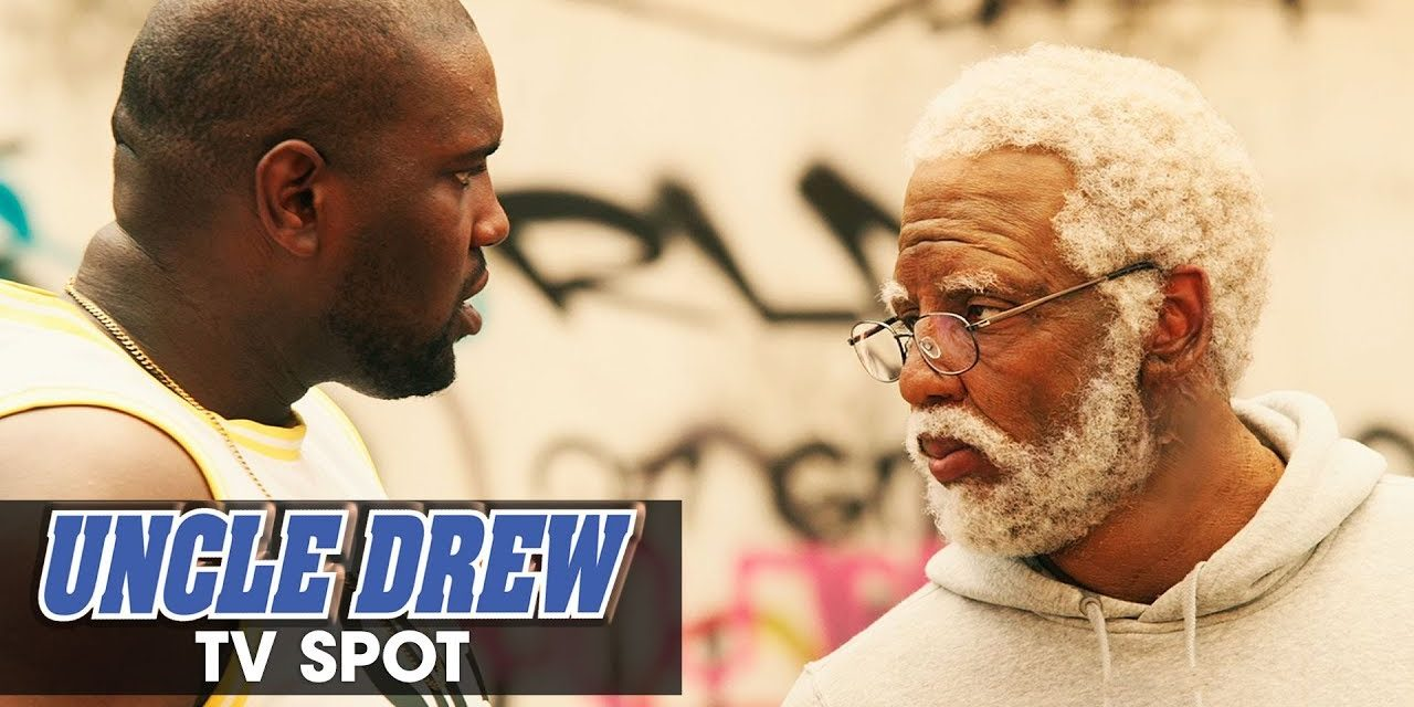 """Uncle Drew (2018 Movie) Official TV Spot """"Biggest"""" – Kyrie Irving, Shaq, Lil Rel, Tiffany Haddish"""