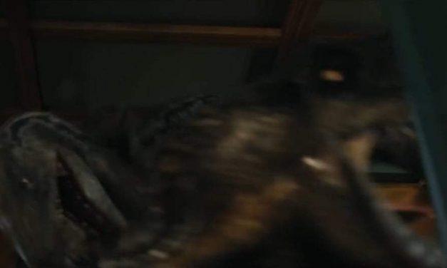 Jurassic World: Fallen Kingdom: TV Spot – New Weapon