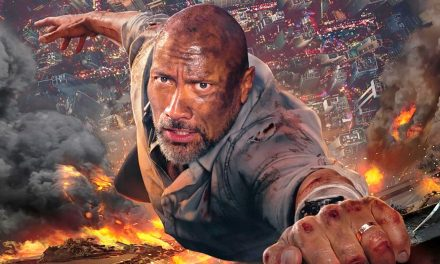 Skyscraper Trailer #2 Has Some Serious Die Hard Vibes