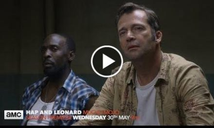 Hap And Leonard –  2 Starts Wensday 30th May