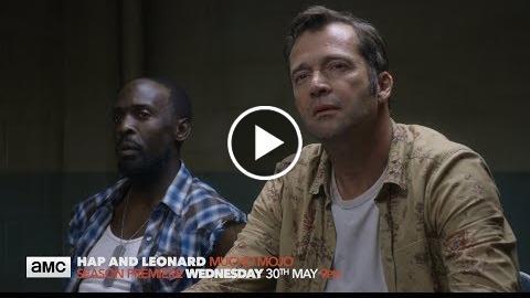 Hap And Leonard – 2 Starts Wensday 30th May