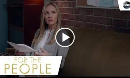 Roger and Jill Fight – For The People