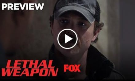 Preview: He Took Something You Love  Season 2 Ep. 22  LETHAL WEAPON