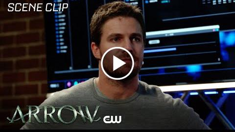 Arrow  The Ties That Bind Scene  The CW