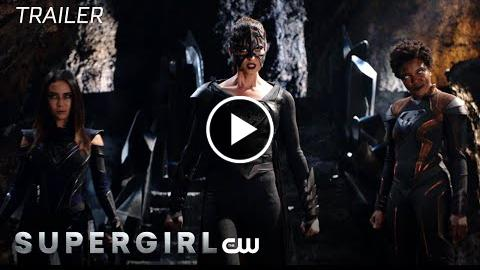 Supergirl  Trinity Trailer  The CW