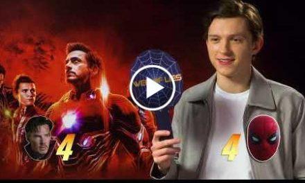 Avengers: Infinity War Cast Play 'Stranger Than Fiction'