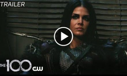 The 100 | EXIT Laceration Trailers | The CW