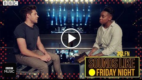 What's the strangest thing thrown at Niall Horan on stage? – Sounds Like Friday Night – BBC One