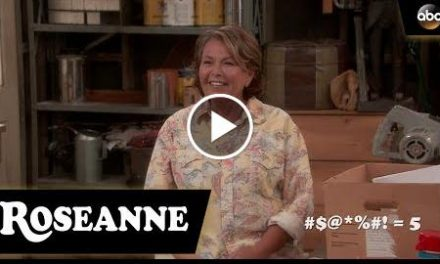 Roseanne – Blooper Reel