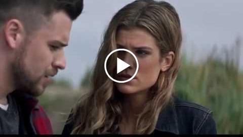 Marshall and Hannah Talk  The Crossing Season 1 Episode 7