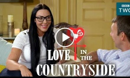 Love letters to speed date! – Love in the Countryside: Episode 1 – BBC Two