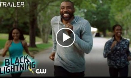 000000 Megalightning | Great-great-grandchild Fighting   | The CW