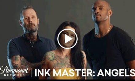 Atomic Angelology: Elimination Tattoo Sneak Peek | Ink Master: Angelology (Seasons 2)