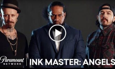 The Biggest Little City in the World: Elimination Tattoo Sneak Peek  Ink Master: Angels (Season 2)