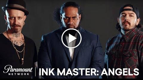 The Biggest Little City in the World: Elimination Tattoo Sneak Peek  Ink Master: Angels (Season 2)