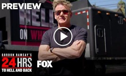 Preview: The Clock Starts Now  Season 1  GORDON RAMSAY'S 24 HOURS TO HELL & BACK