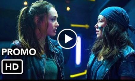 "The 100 5×03 Promo ""Sleeping Giants"" (HD) Season 5 Episode 3 Promo"