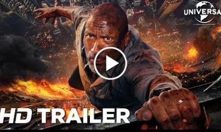 Sky-scraper Trailer 2 (Universal Pictures) HD