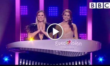 The final 10 songs to get through  Semi-Final 2 Qualifiers – The Eurovision Song Contest 2018 – BBC