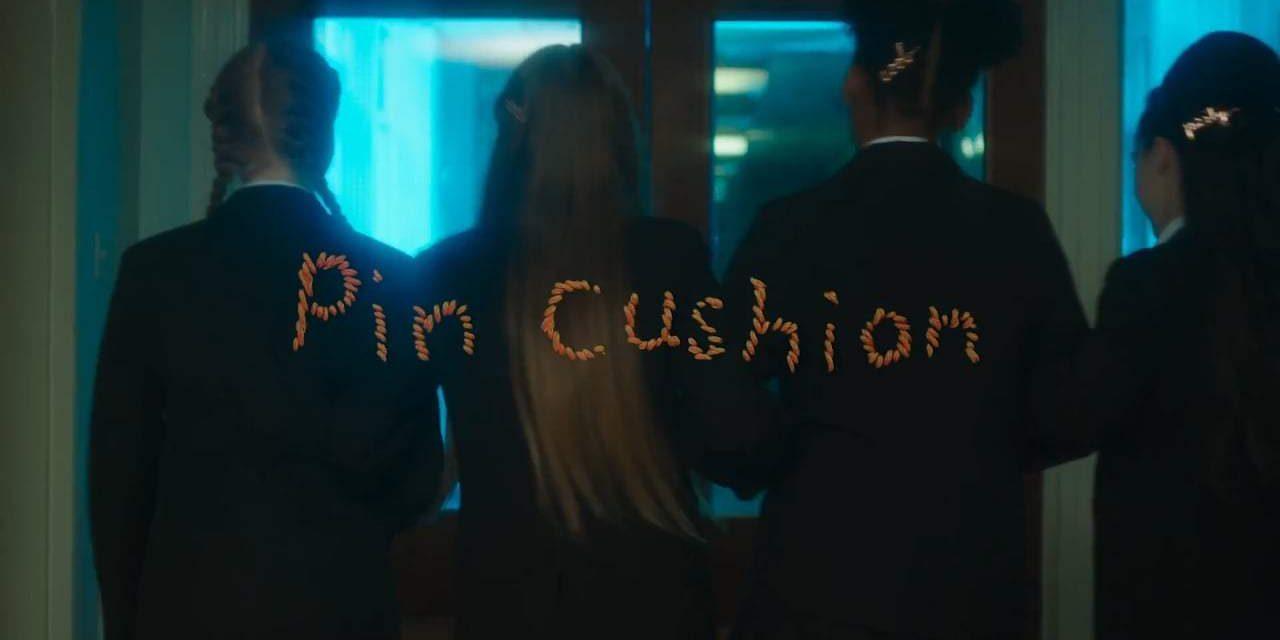 Pin Cushion: Trailer