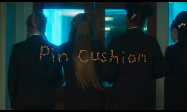 Pin Cushion: Trailer