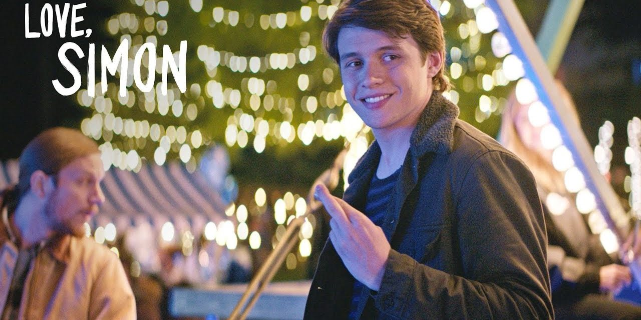 "Love, Simon | ""Love Story"" TV Commercial 