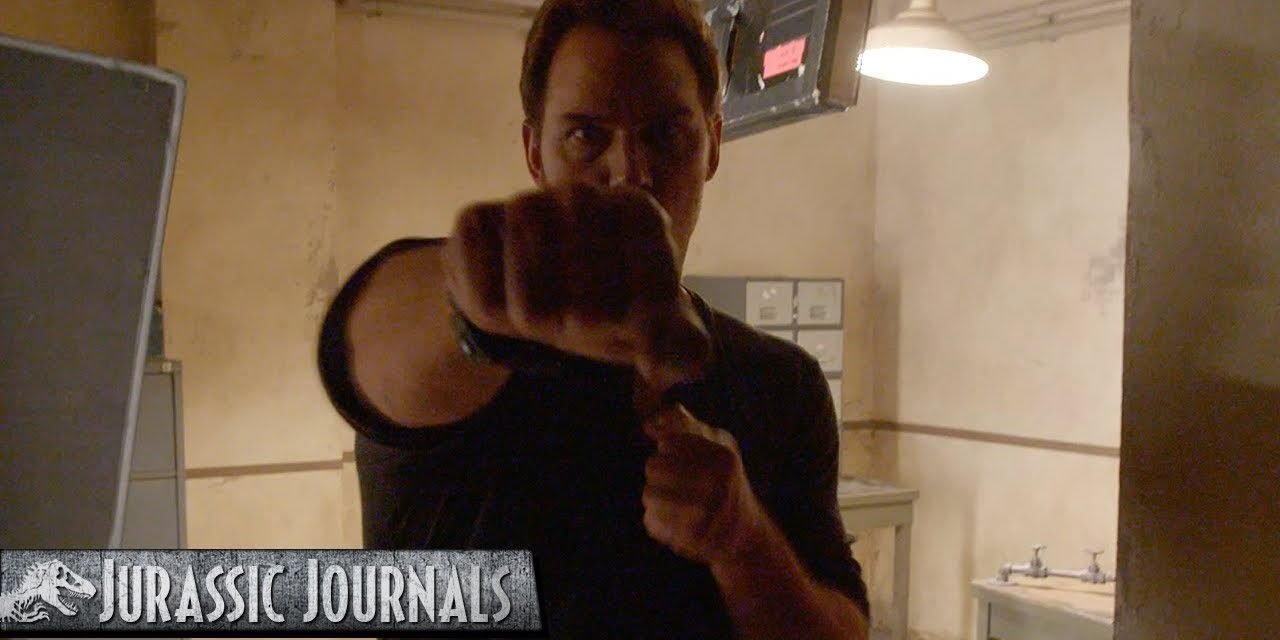 Chris Pratt's Jurassic Journals: Jody Wiltshire (HD)