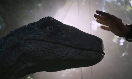 Jurassic World: Fallen Kingdom: TV Spot – Something's Coming