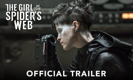THE GIRL IN THE SPIDER'S WEB – Official Trailer (HD)