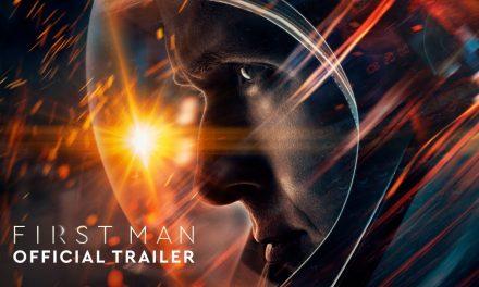 First Man – Official Trailer (HD)
