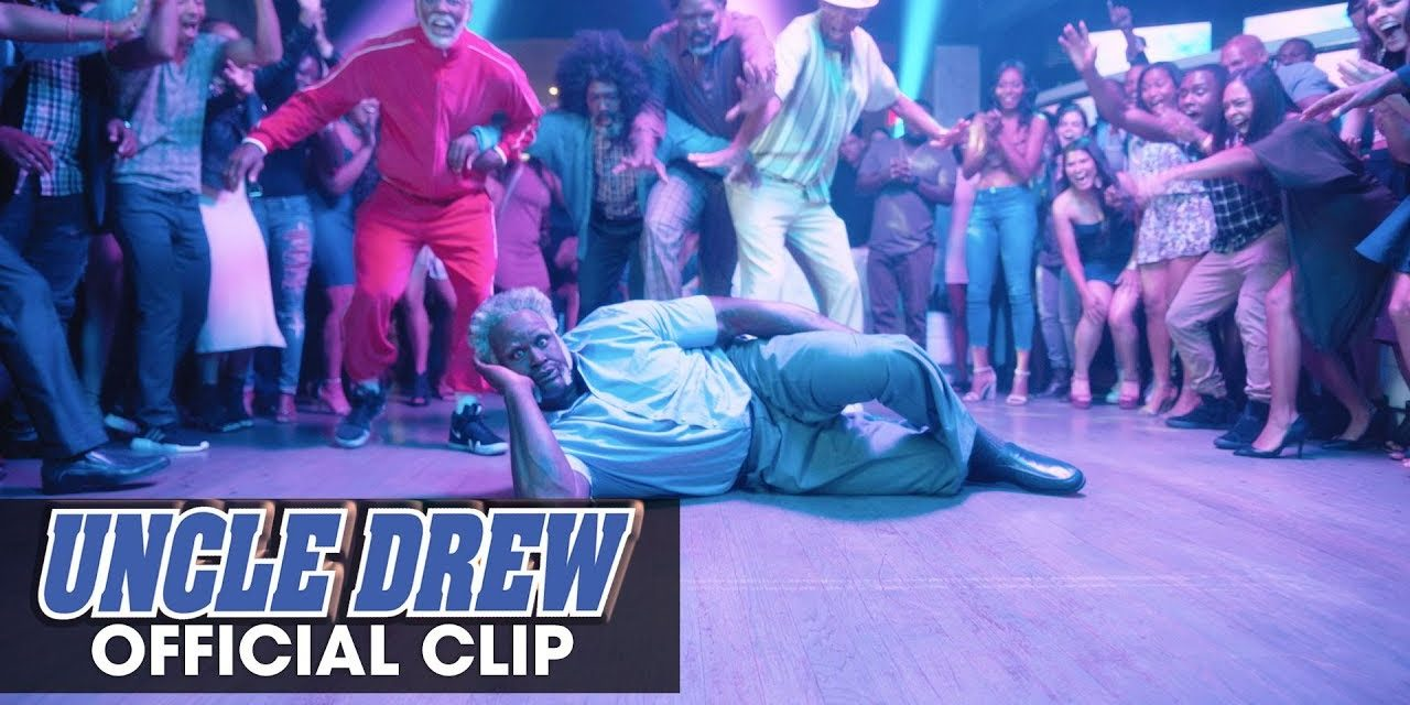 """Uncle Drew (2018 Movie) Official Clip """"Dance Club"""" – Kyrie Irving, Lil Rel Howery"""